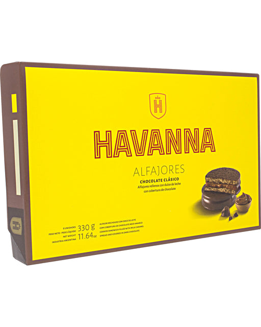 Havanna Alfajor (Chocolate Coated with Milk Caramel Filling)