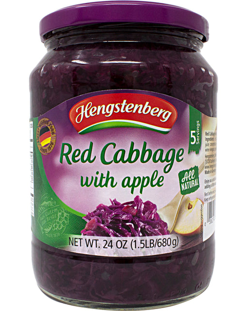 Hengstenberg Red Cabbage with Apple