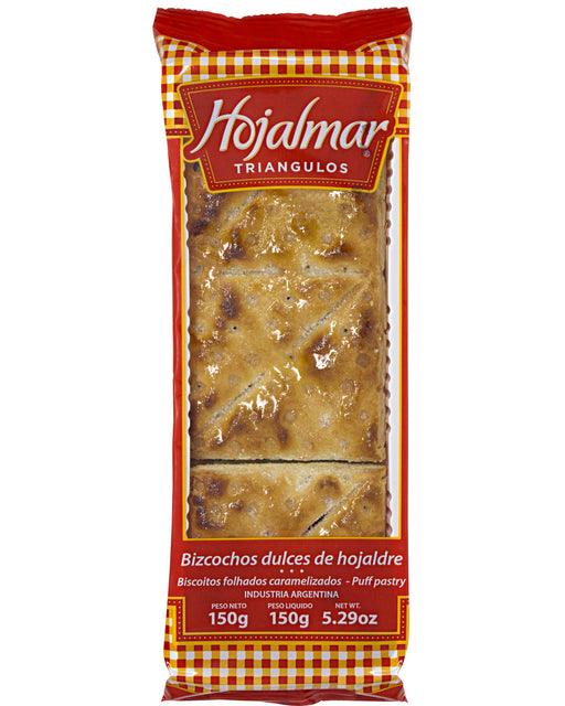 Hojalmar Triangulos (Sweet Puff Pastries)
