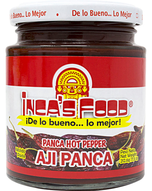 Inca's Food Aji Panca Paste (Panca Pepper)