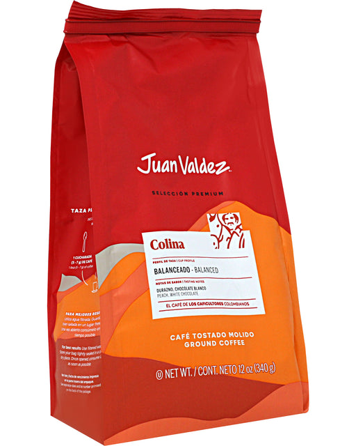 Juan Valdez Premium Selection Colina (Ground Coffee)