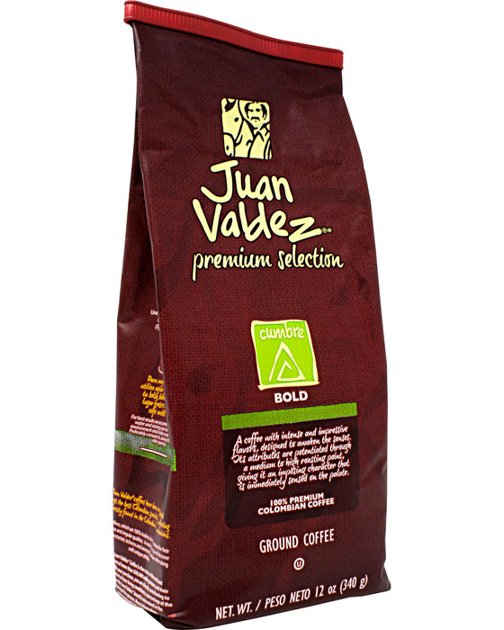 Juan Valdez Premium Selection Cumbre (Ground Coffee)