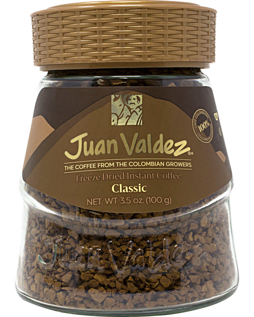 Juan Valdez Instant Coffee (Freeze-Dried)