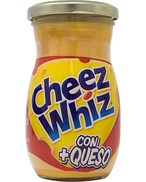 Kraft Cheez Whiz (Cheese Spread)