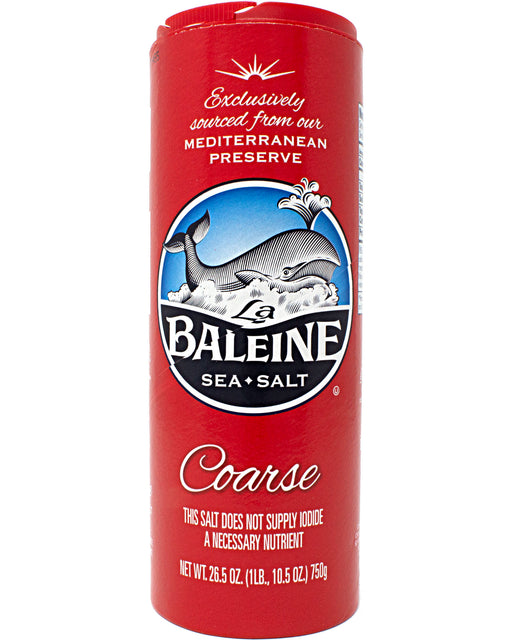 La Baleine Coarse Sea Salt
