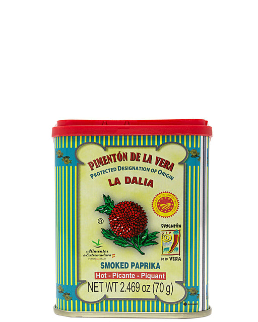 La Dalia Smoked Paprika Powder (Hot Spanish Paprika)