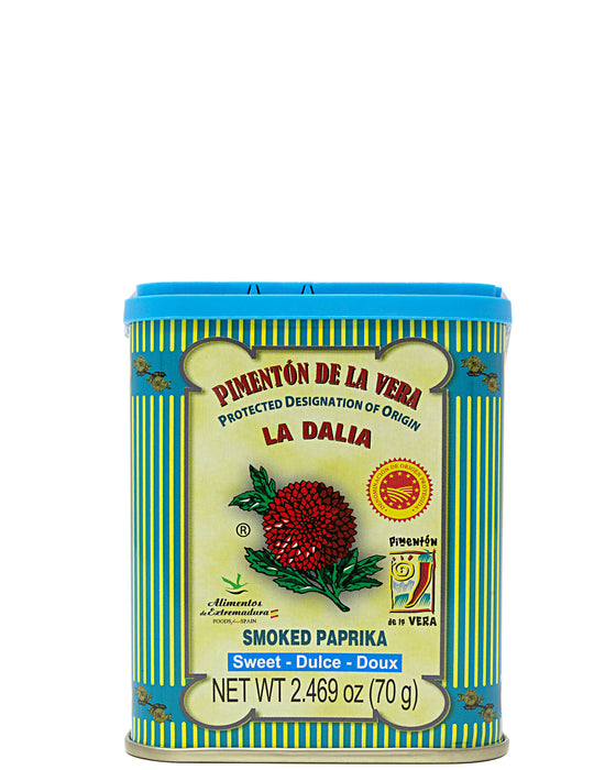 La Dalia Smoked Paprika Powder (Spanish Sweet Paprika)