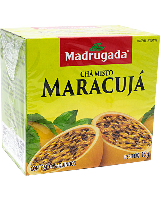 Madrugada Cha Maracuja (Passion Fruit Tea)