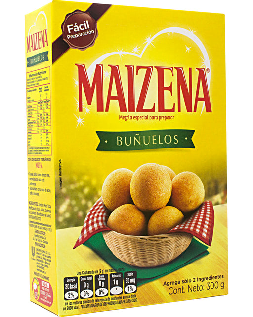 Maizena Buñuelos (Cheese Fritters Mix)