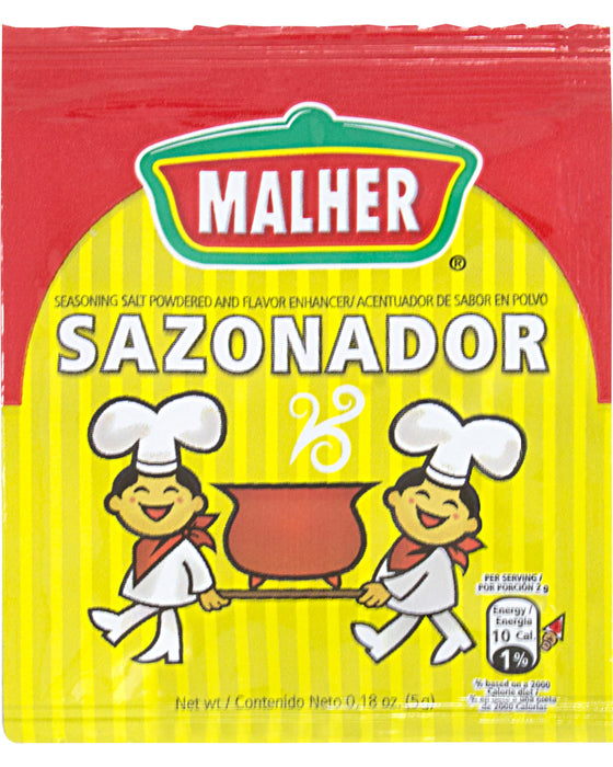 Malher Sazonador - Seasoning and Flavor Enhancer