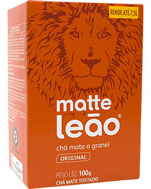 Matte Leão Tea Original (Loose Yerba Mate Tea)