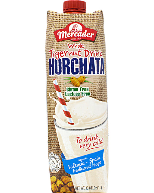 Mercader Horchata (Tiger Nut Drink)
