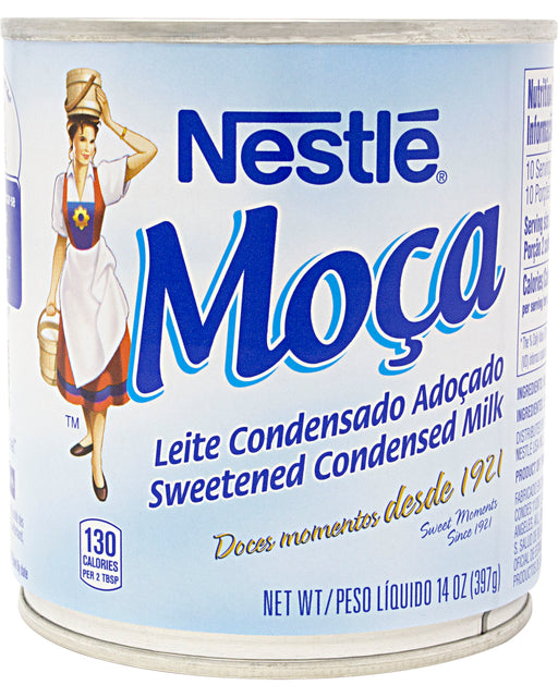 Nestle Moça Condensed Milk