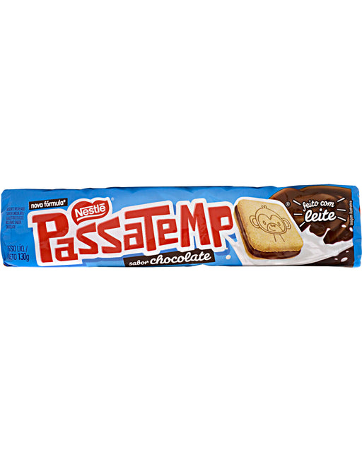 Nestle Passatempo Cookies with Chocolate Cream