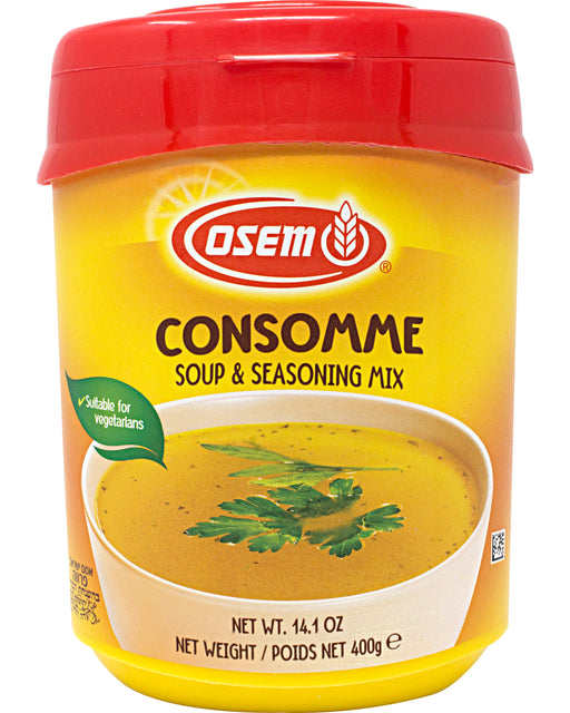 Osem Chicken Consomme Soup & Seasoning Mix