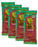 Sol del Cusco Chocolate Tablets for Hot Cocoa with Clove and Cinnamon (Pack of 4)