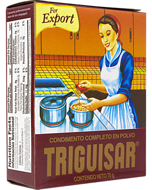 Triguisar Colombian Seasoning Mix