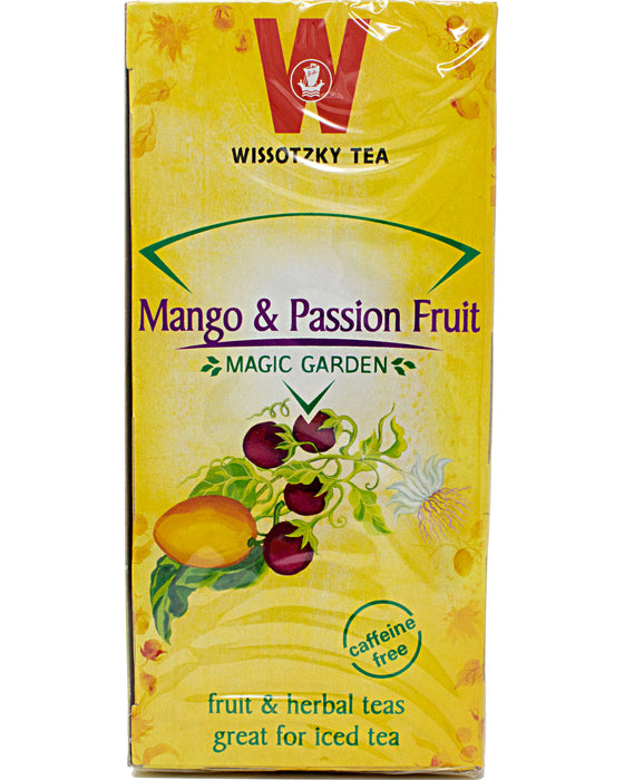 Wissotzky Mango & Passion Fruit Tea