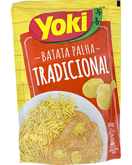 Yoki Batata Palha (Straw Potatoes)