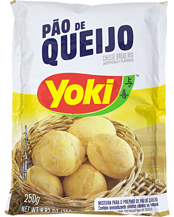Yoki Pão de Queijo (Brazilian Cheese Bread Mix)