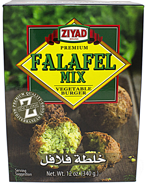 Ziyad Falafel Mix (Vegetable Burger)