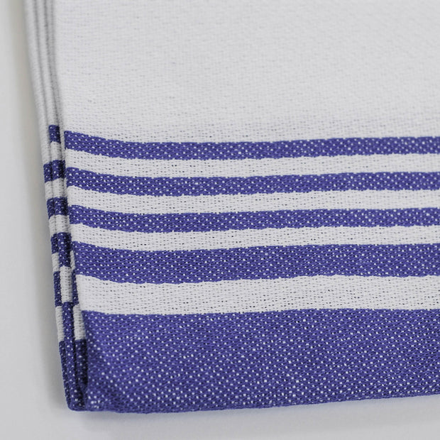 "100% Cotton, 4 Pieces Kitchen Towel Set, None Terry Yarn-Dyed Kitchen Towel, 16"" X 28"""