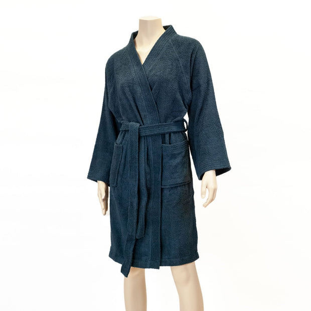 100% Cotton, Terry Bathrobe, Comfort, Classic/Simple Style