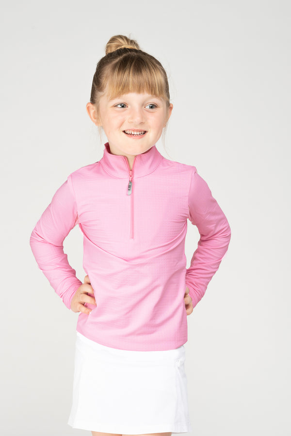 EIS Children's Solid Light Pink COOL Shirt ®