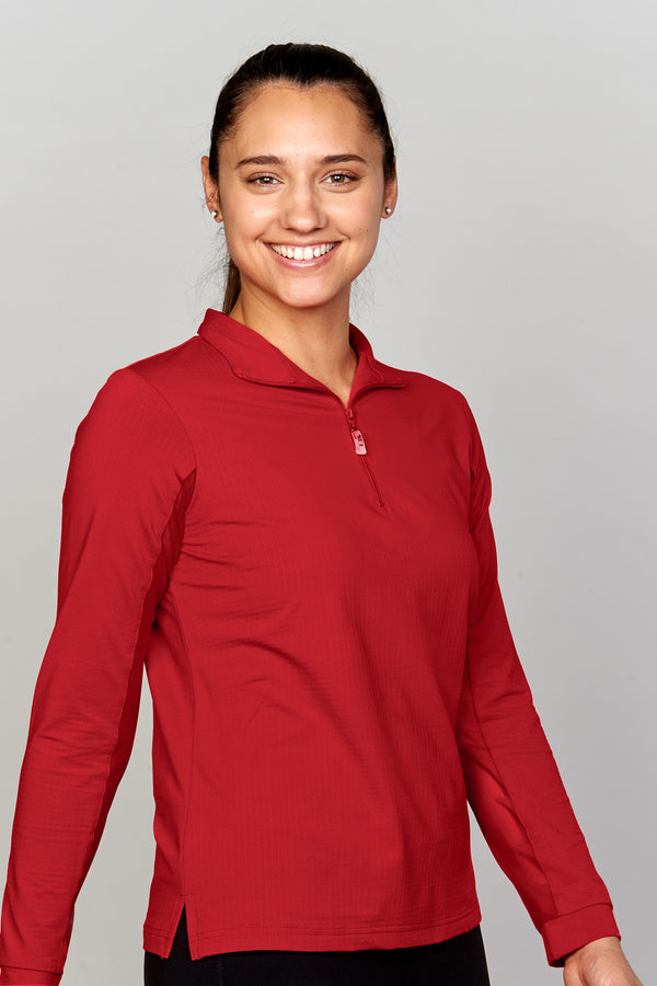 EIS Solid Red COOL Shirt ®