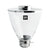Glass Hopper Crystal PUR 1300 Glossy - Photo: Adapter MK