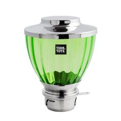 GLASS HOPPER 600 YG MAZZER S1 - MINI/ S. JOLLY - YellowGreen