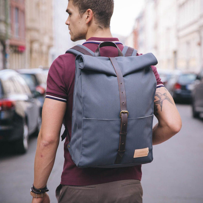 Berlin Alex 24h Backpack  15″ Recycled Polyester