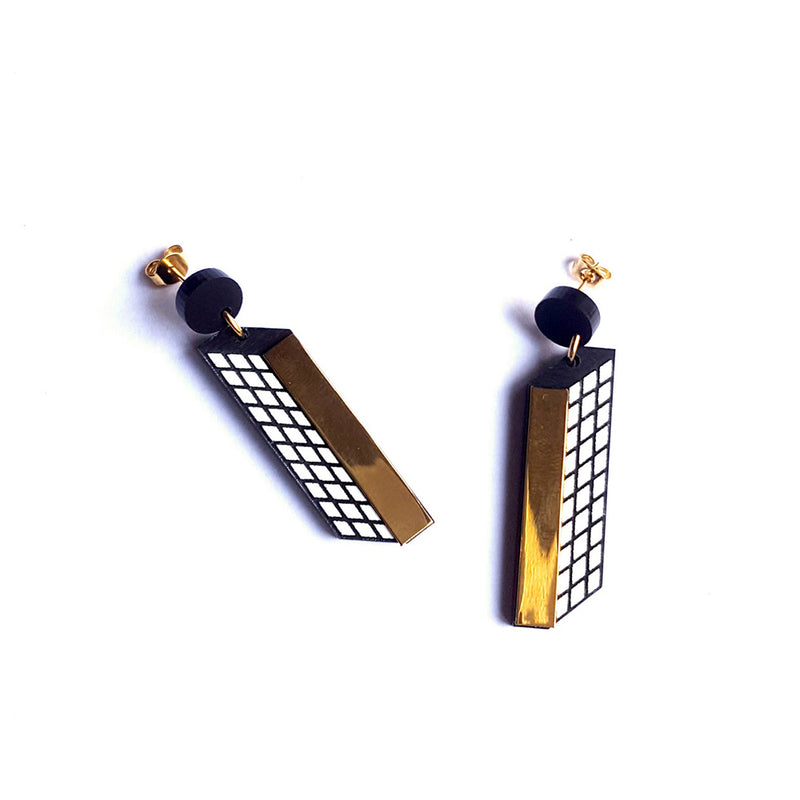 Dam's Earrings - MUDAM STORE