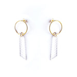 Canopy Dangling Earrings - MUDAM STORE