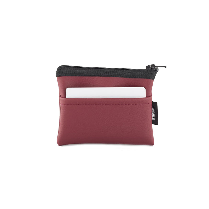 Vegan Leather Card Holder - MUDAM STORE
