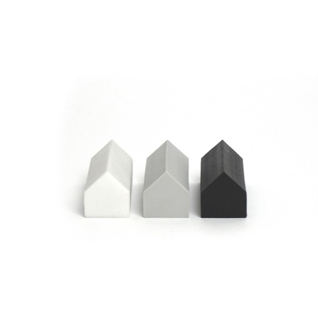 Little House Rubber Erasers x3 - MUDAM STORE