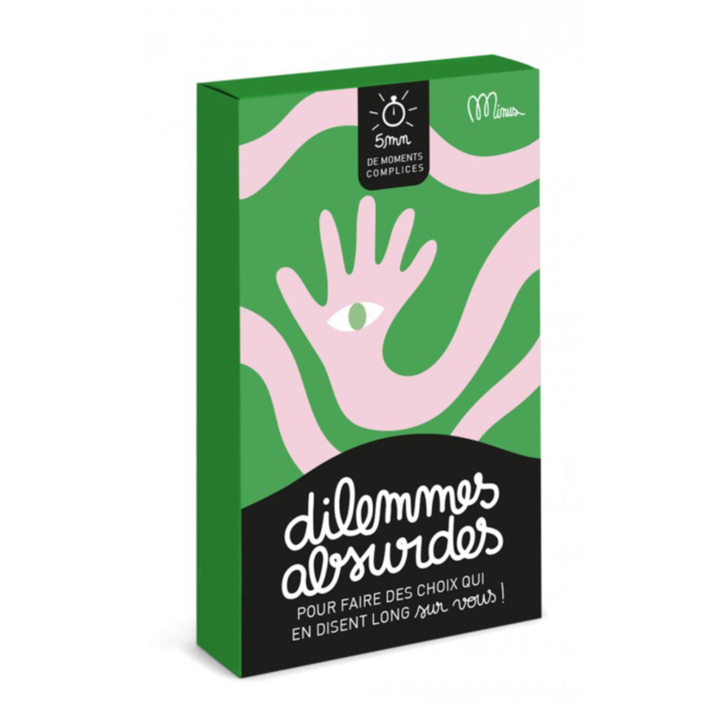 Card Game, Dilemmes absurdes - French - MUDAM STORE