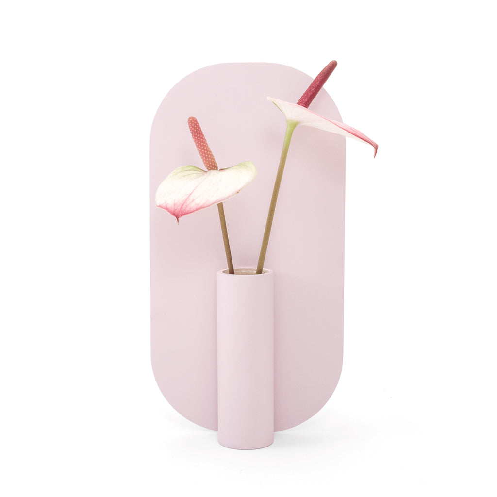 Iza Single Flower Vase & Fragrance Diffuser 25 cm - MUDAM STORE