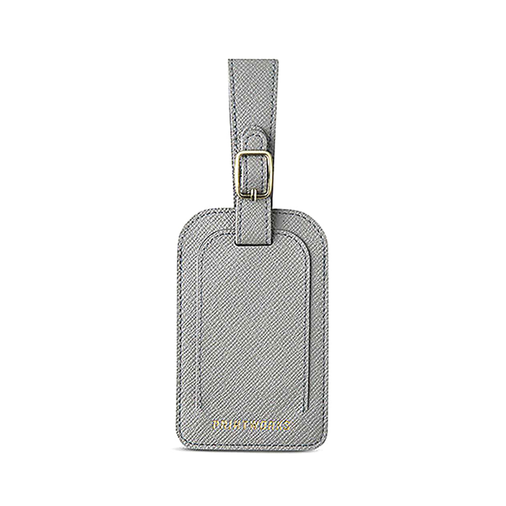 Dove Grey Luggage Tag - MUDAM STORE