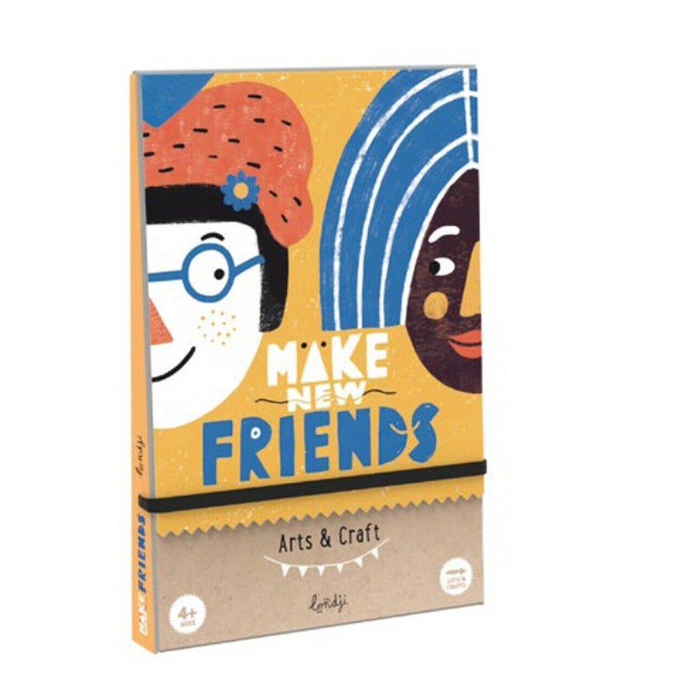 Make New Friends Activity Set - MUDAM STORE