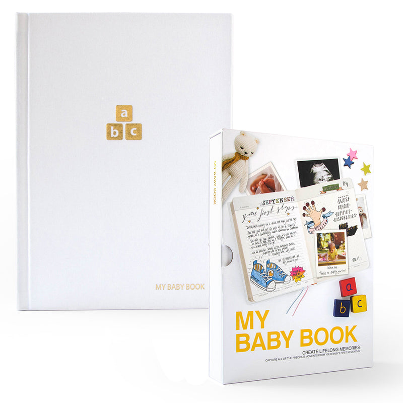 My Baby Journal And Personal Diary - MUDAM STORE