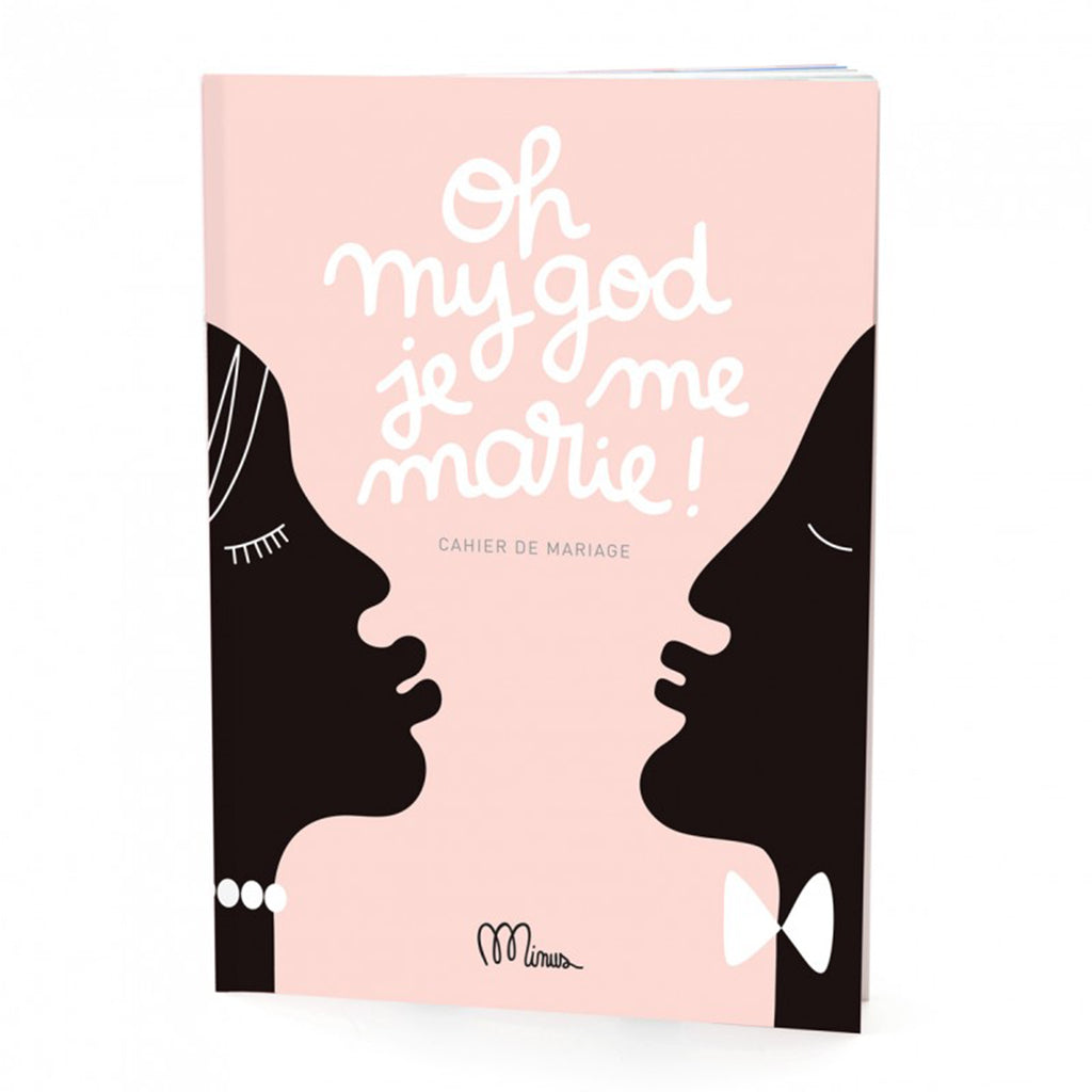 Oh my god, je me marie Illustrated Notebook - French - MUDAM STORE