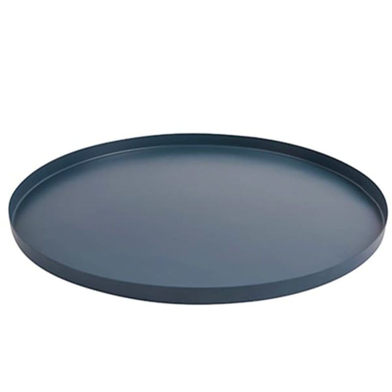Round Metal Tray
