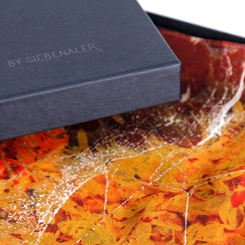 Blooming Spiderweb Silk Scarf