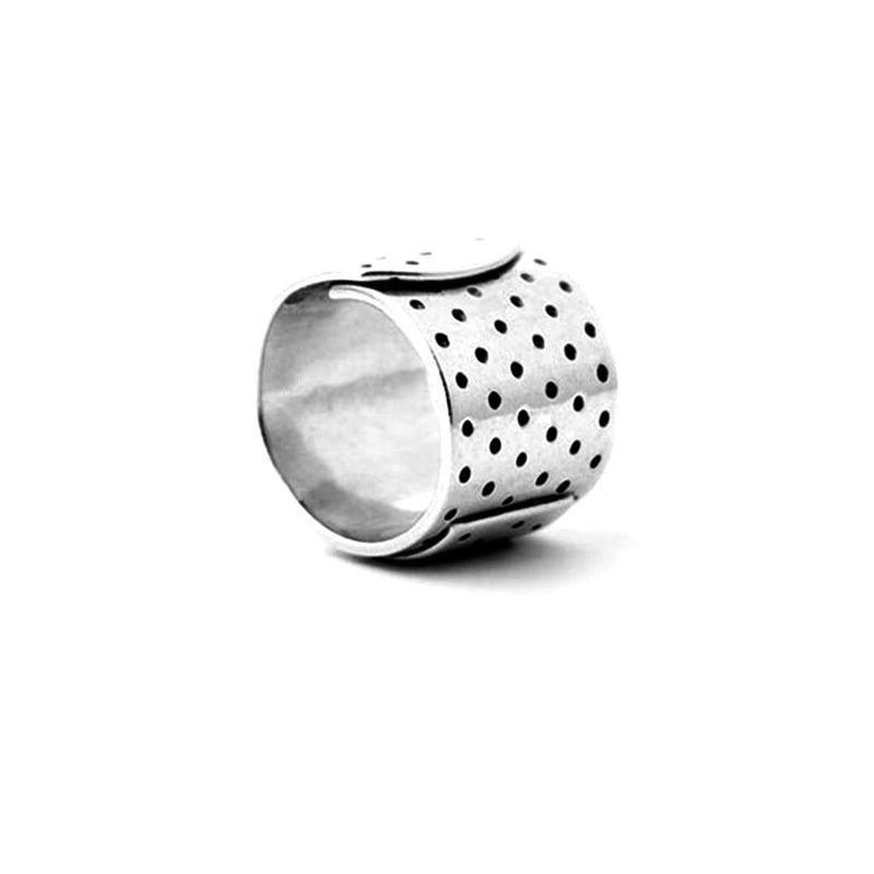 Silver Sparadrap Ring - MUDAM STORE