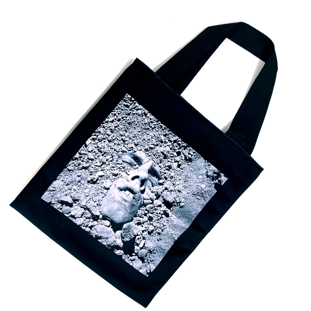 David Wojnarowicz Velvet Tote Bag Untitled, 1993 - MUDAM STORE