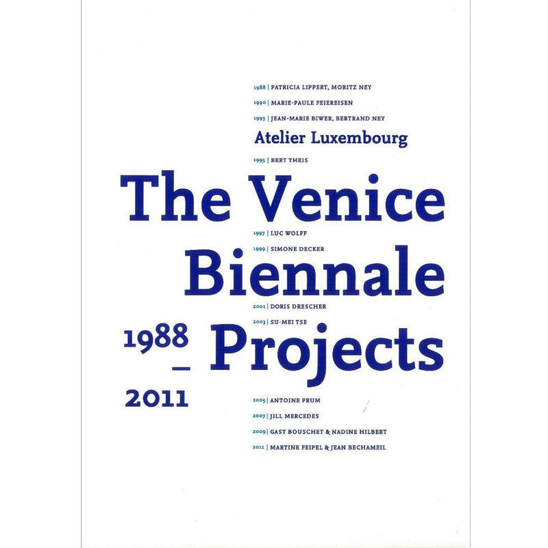 The Venice Biennale Projects