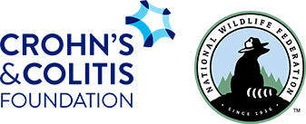 Crohn's & Colitis Foundation and National Wildlife Federation Logo