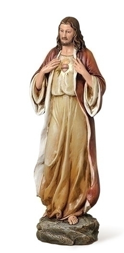 Statue Sacred Heart of Jesus