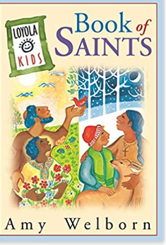 Book of Saints by Amy Welborn